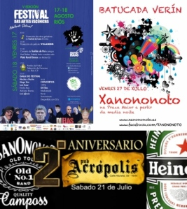 Conciertos 2012